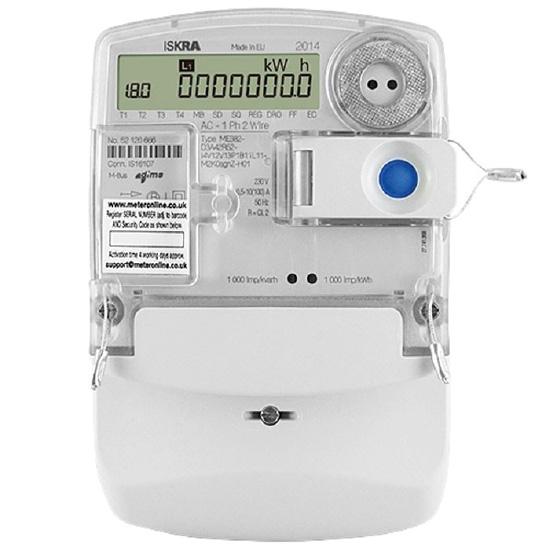 Dubbel telwerk of digitale meter